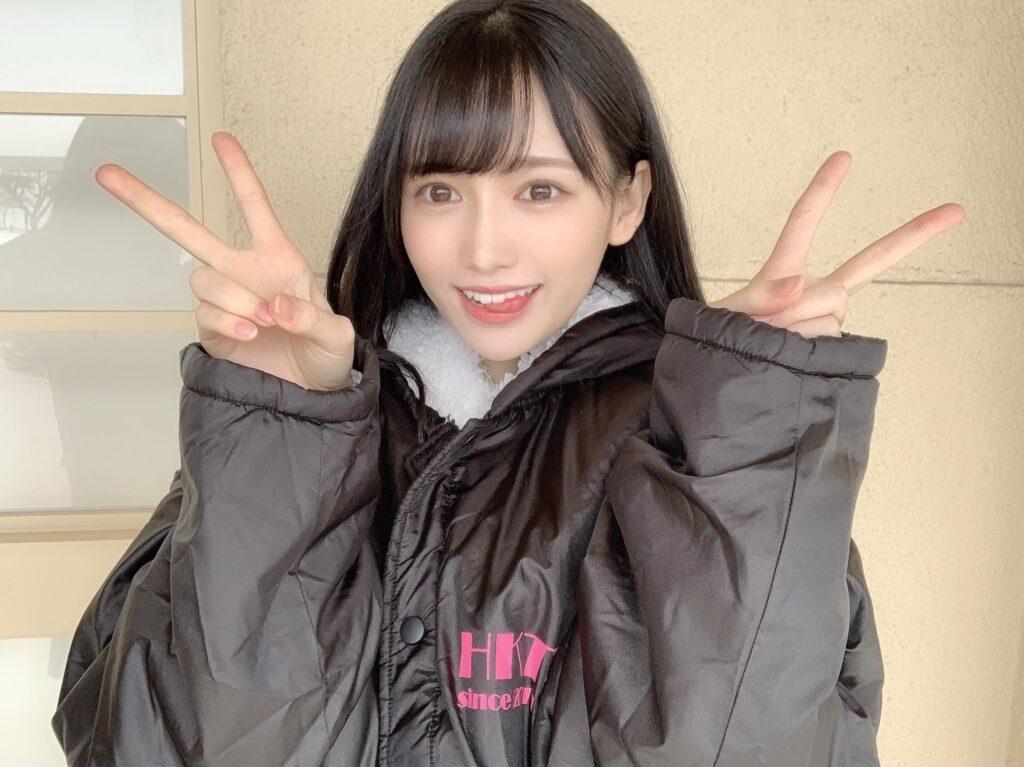 運上弘菜(HKT48)は北海道の○○出身?高校はどこに通っていた?