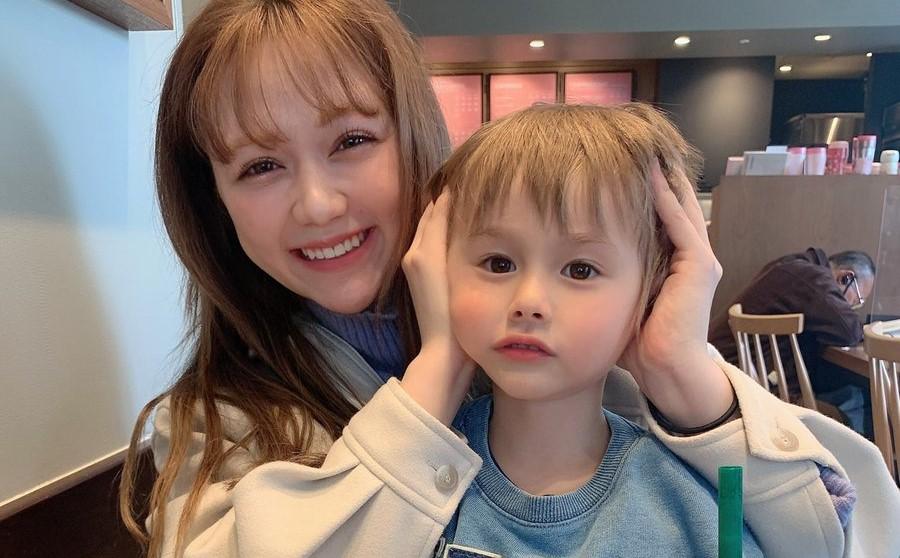 村重杏奈の弟は金髪でハーフ!名前や年齢は?美人母親や家族も調査!