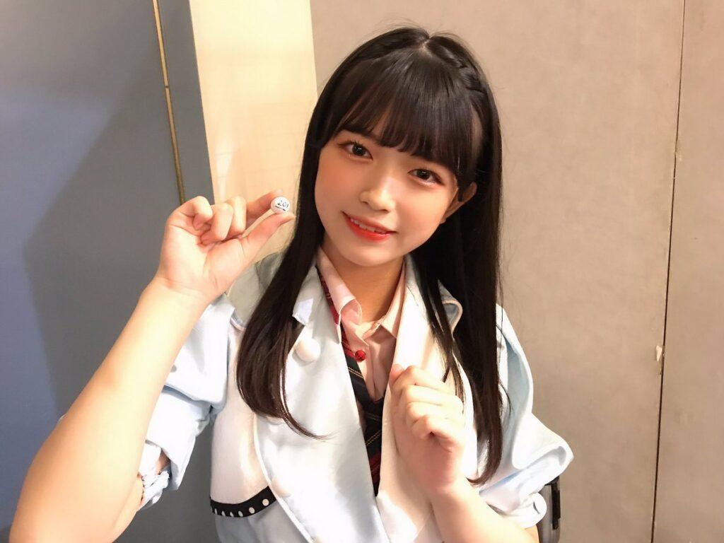 水上凛巳花(HKT48)高校はどこ?コミュ力高くて韓国進出も!?