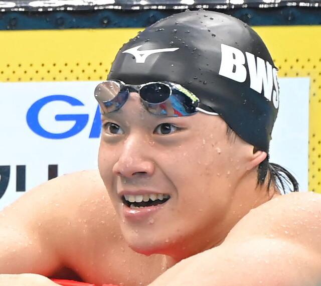 武良竜也(bws)アルバイトで食いつないだ水泳平泳ぎ東京五輪代表